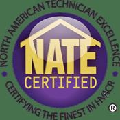 Nate Certified HVAC Service Technicians